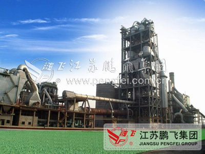 5000T/D新型干法水泥生产线工艺设备