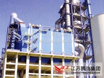 PPCS32-64型气箱式脉冲袋收尘器