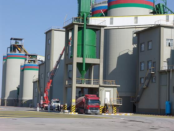 日产1000吨水泥生产线