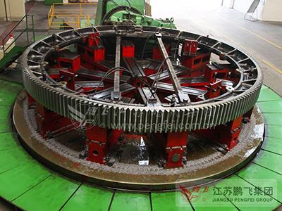 Φ12.0米滚齿机