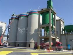 年产30万吨粉磨站