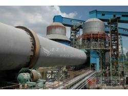 日产600T活性石灰生产线