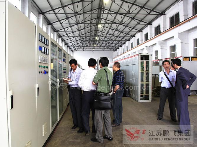 水泥生产线电控系统