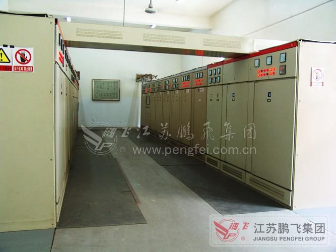 水泥生产线电控装置